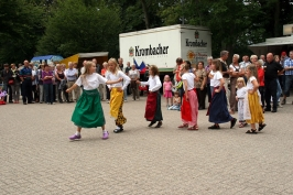 Die Tanzgruppe
